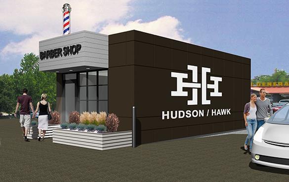 Hudson Hawk Rendering