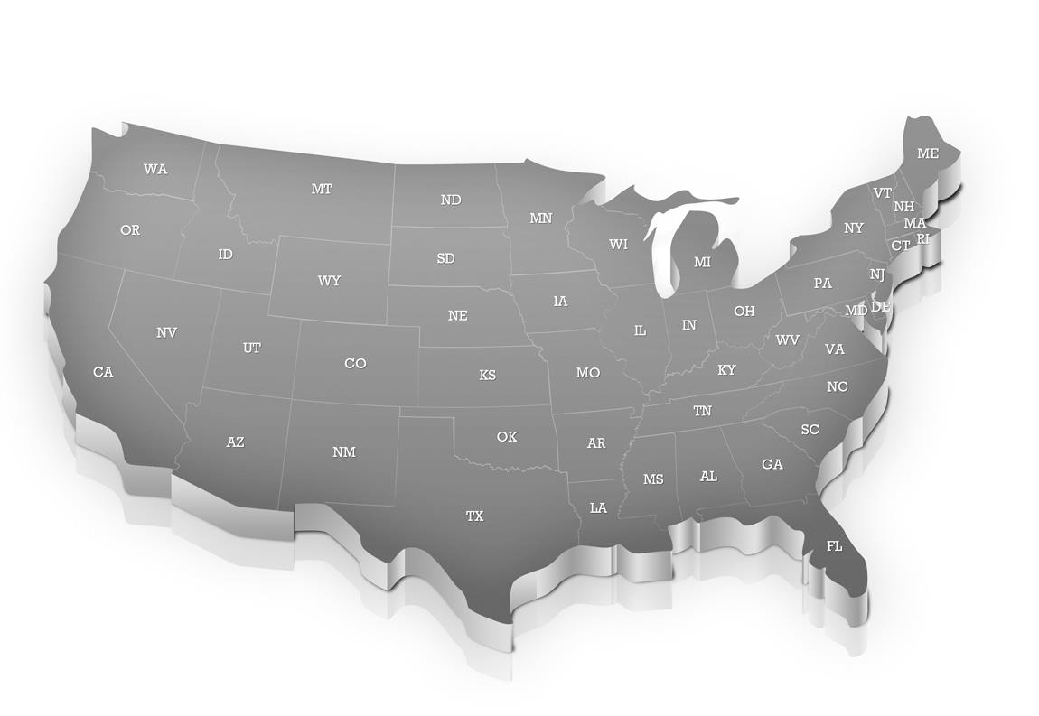 Buddy Webb & Company Architect Licenses by State