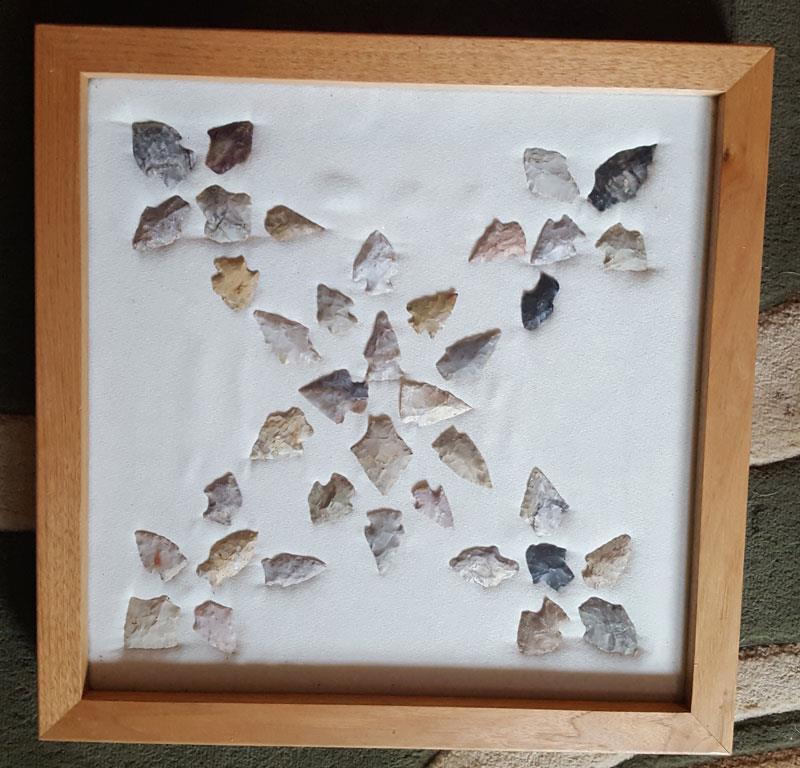 arrowhead collection missouri engler collection frame 2
