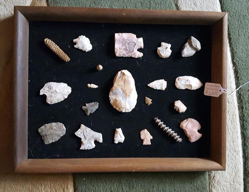 arrowhead collection missouri engler collection frame 10