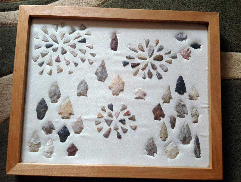 arrowhead collection missouri engler collection frame 4