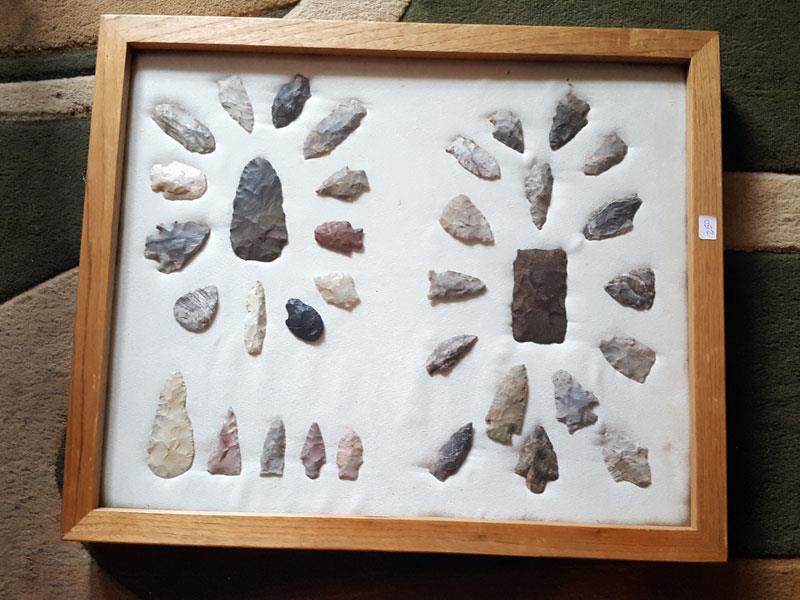 arrowhead collection missouri engler collection frame 6