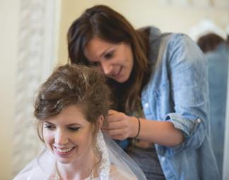 Jess goeden Wedding Hair Stylist